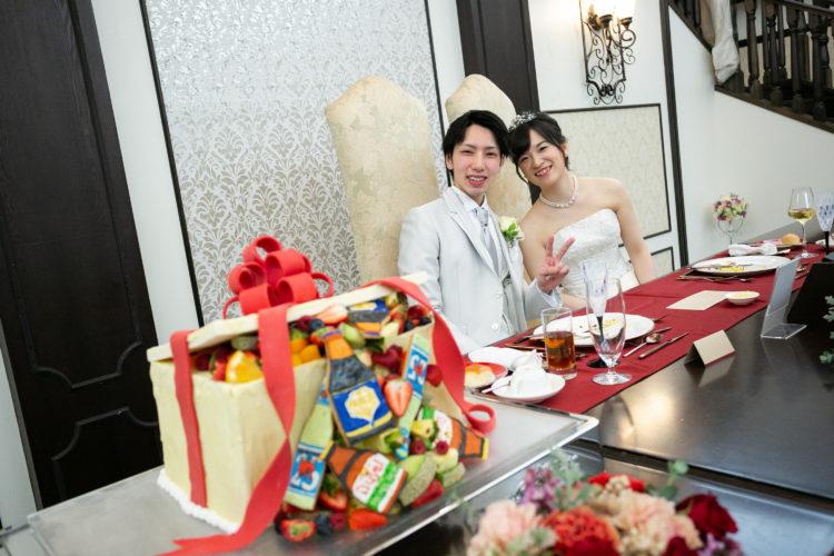 私たちらしいアットホームな結婚式♪