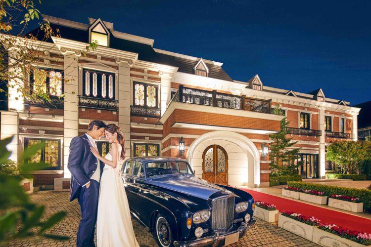 ◆特別な4日間◆豪華メイン美食&HP限定8周年特典*貸切邸宅×大人婚体験