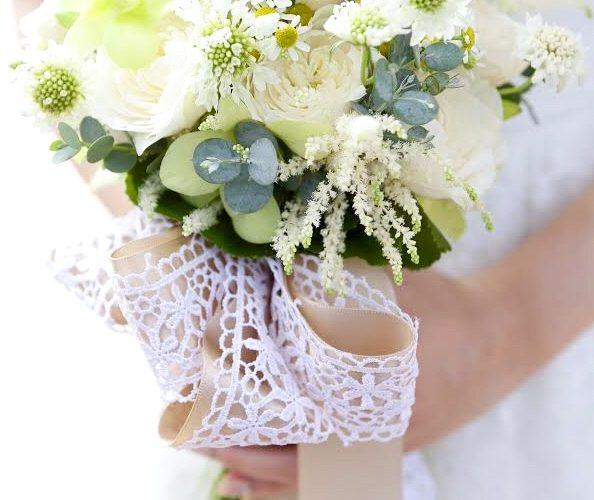 【花嫁を彩るお守り】